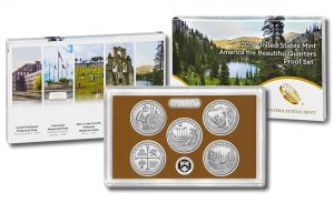 2019 America the Beautiful Quarter Dollars in Proof Set