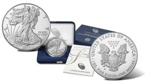 2019-W Proof American Silver Eagle Launch