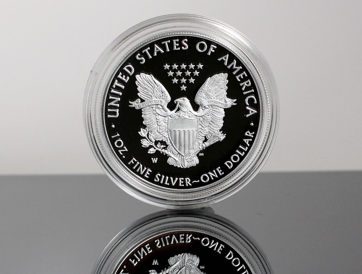 Us Mint Sales 2019 W Proof Silver Eagle Debuts Coin News