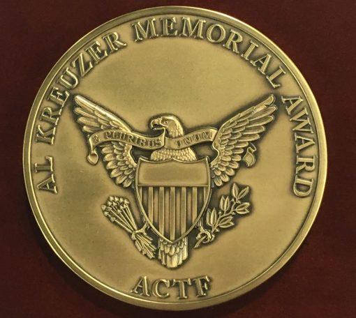 Kreuzer medal