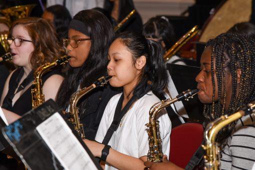Lowell High School Band