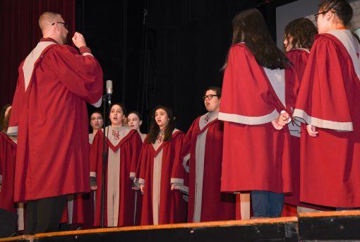 Lowell High School Chorus