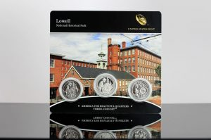 US Mint Sales: 2019 Quarters Silver Set and Lowell 3-Coin Set Debut