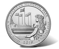 American Memorial Park Quarter Ceremony, Coin Exchange and Public Forum