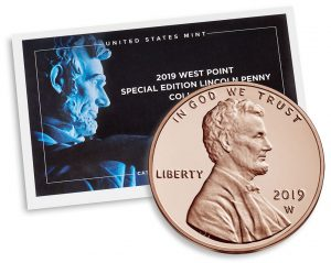 2019-W Proof Lincoln Cent