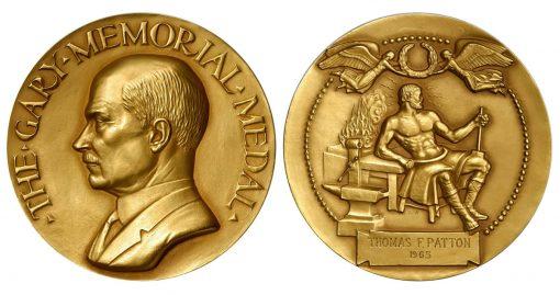 Gary Memorial Medal