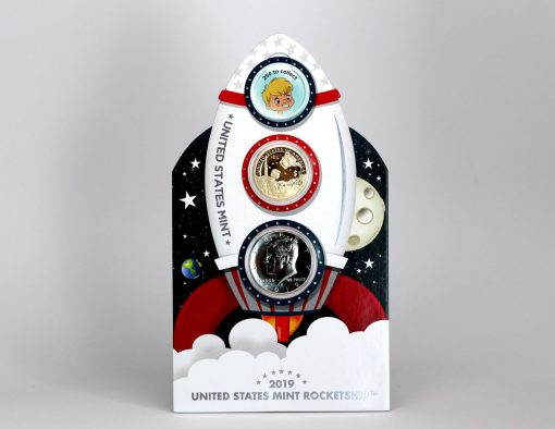 Photo of U.S. Mint 2019 Rocketship Product