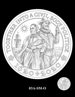 2020 Mayflower Silver Medal Candidate Design 03A-SM-O