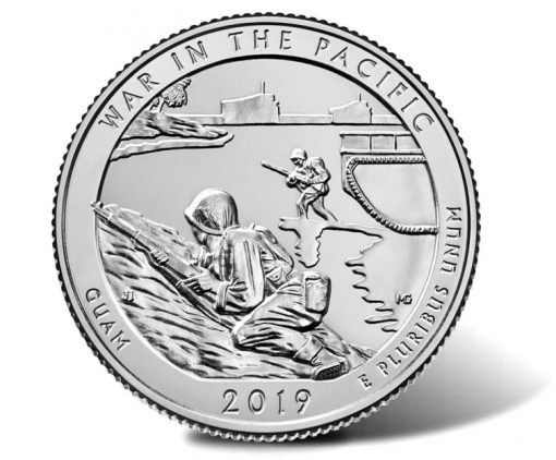 War in the Pacific National Historical Park Quarter