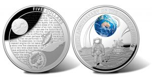 U.S. and Australia 50th Anniversary Moon Landing Set Available
