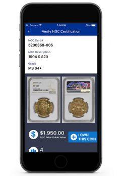 NGCs Mobile App