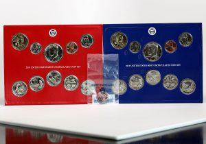 US Mint Sales: 2019 Mint Set Surpasses 2018 Mint Set