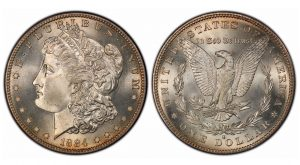 Illinois Set Ranks PCGS All-Time Finest In Five Morgan Dollar Categories