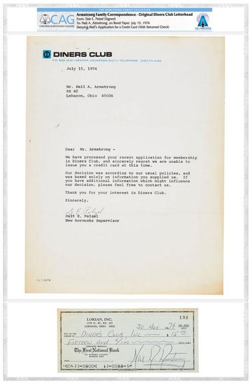 1974_ArmstrongFamilyCorrespondence_OriginalDinersClubLetterhead_Dalt_E_Pelzel_ONWHITE_v1