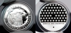 American Legion Silver Dollar and Medal Set Unavailable