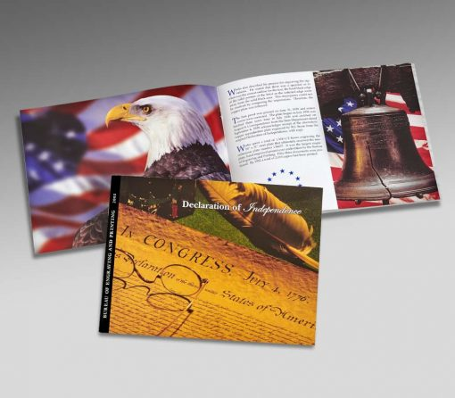 Booklet - Declaration of Independence