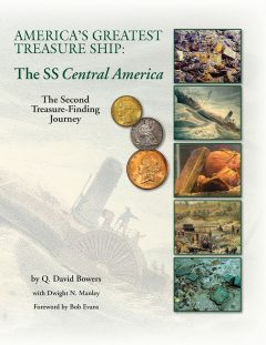 Book Reveals Secrets of S.S. Central America Treasure