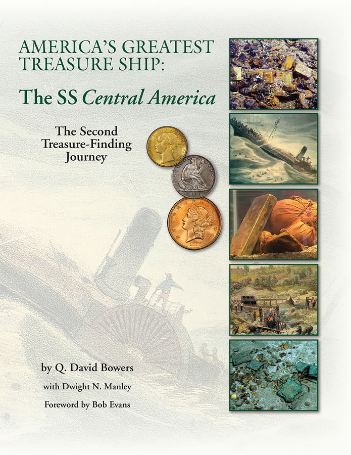 America's Greatest Treasure Ship Dust Jacket
