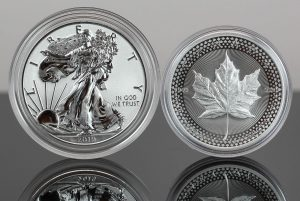 US Mint Sales: 2019 Pride of Two Nations Set Debuts