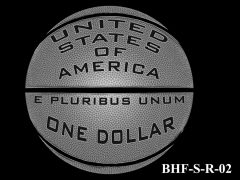 Reverse 2020 Basketball Coin Design Candidate BHF-S-R-02