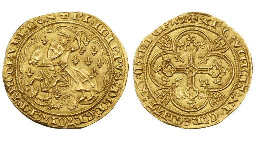 1346 George-Florin of Philippe VI