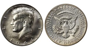 1964 Kennedy Sets $156,000 Record In Stack's Auction
