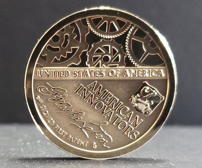 2018-S Reverse Proof American Innovation $1 Coin