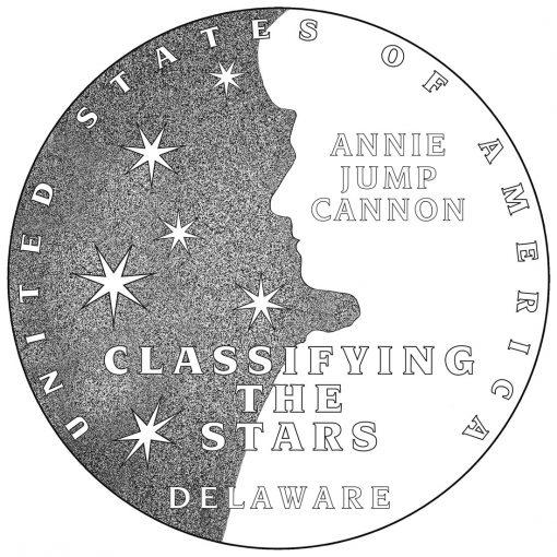 2019 American Innovation Dollar Design for Delaware
