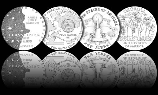 2019 American Innovation Dollar Designs
