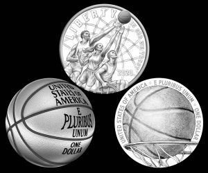 Basketball Commemorative Coin Designs Reviewed