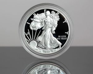 US Mint Sales: 2019-S Proof Silver Eagles Top 112,000