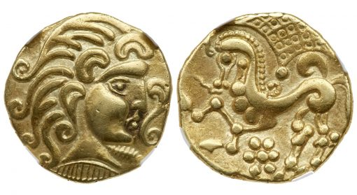 Parisii gold Stater