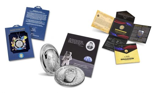 U.S. Mint Products for August 2019