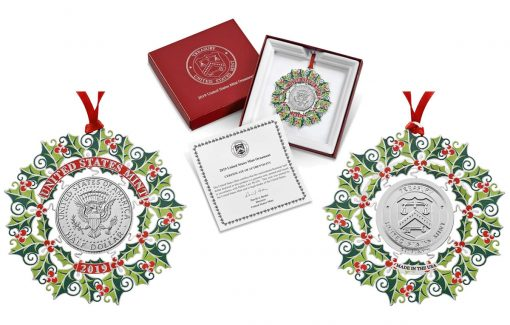 U.S. Mint product images United States Mint 2019 Ornament