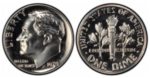 1975 No S Proof Dime Changes Hands Twice In Less Than A Week