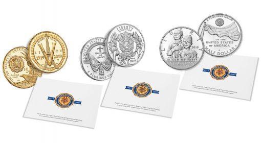 American Legion Centennial Coin and Emblem Prints