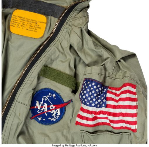 Apollo 11 Biological Isolation Garment (BIG)