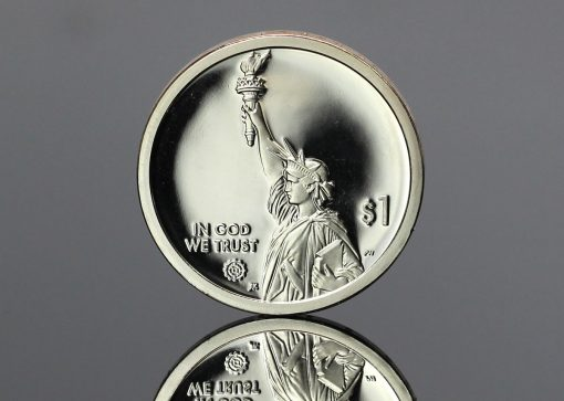2019-S Proof Pennsylvania American Innovation Dollar - Obverse