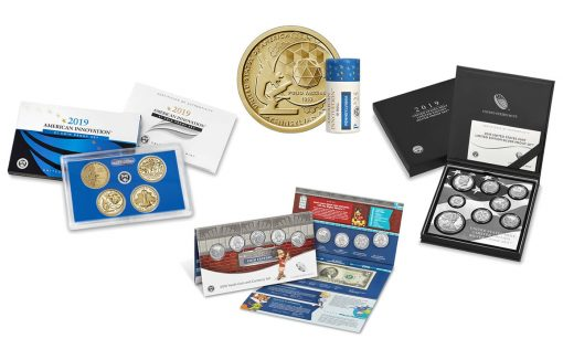 U.S. Mint Products for October 2019