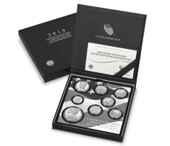2019 Limited Edition Silver Proof Set Released