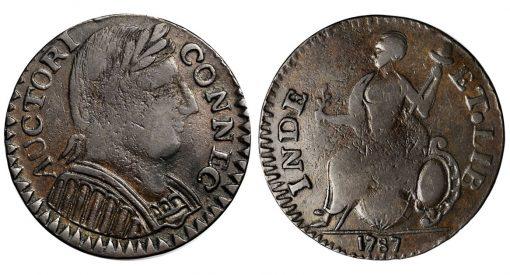 1787 Connecticut Copper