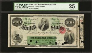 Stack's Bowers November 2019 Baltimore Currency Auction Highlights