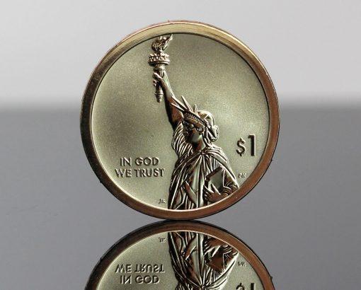 Reverse Proof American Innovation Dollar - Obverse