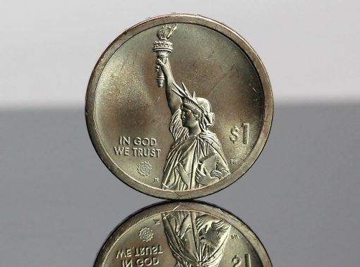 2019 American Innovation Dollar - Obverse