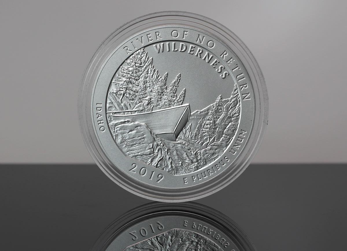 2008 P James Monroe Uncirculated One Dollar 25 Golden Coin Roll $1