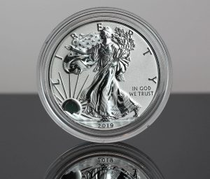 US Mint Sales: 2019-S Enhanced Reverse Proof Silver Eagle Rises