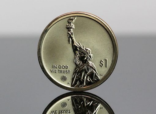 2019-S Reverse Proof American Innovation Dollar - Obverse