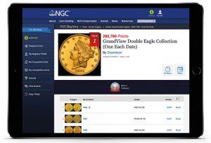 NGC Registry screenshot
