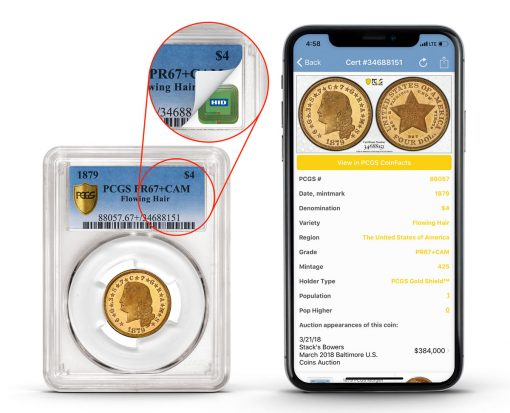 PCGS NFC illustration