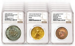 NGC-Graded Coins Top 45 Million